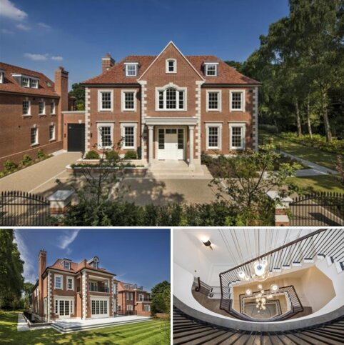 8 bedroom house to rent - The Bishops Avenue, London. N2