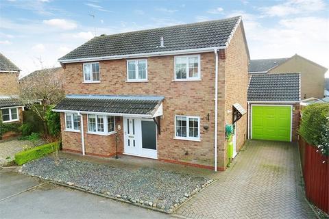 3 bedroom detached house for sale - Long Grey, Fleckney, Leicester