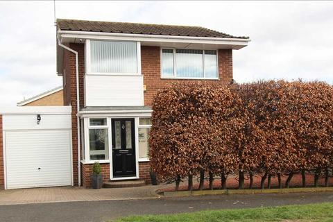 3 bedroom detached house for sale - Kirkbride Place, Eastfield Dale, Cramlington