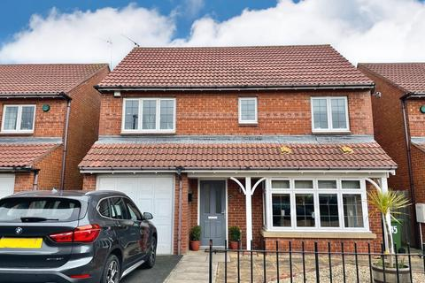 4 bedroom detached house for sale - Aylesford Mews, Greystoke Manor