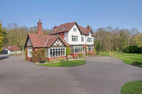 6 bedroom detached house for sale - Hag Farm Road, Burley in Wharfedale