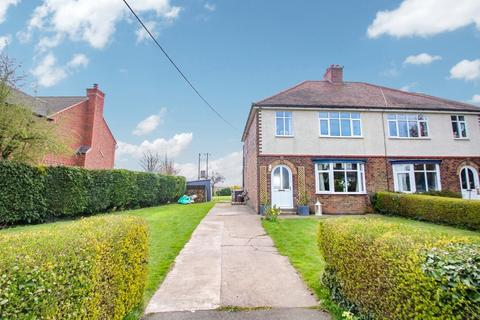 3 bedroom semi-detached house for sale - Main Street, Orton-On-The-Hill