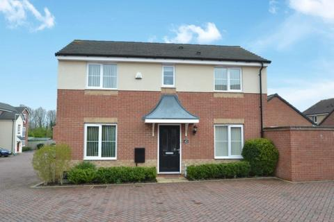 3 bedroom detached house for sale - Palisade Close, Newport