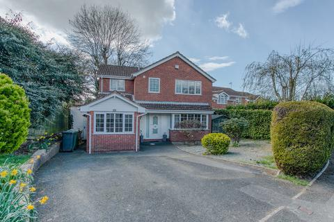 4 bedroom detached house for sale - Church Down Close, Crabbs Cross Redditch B97 5ND