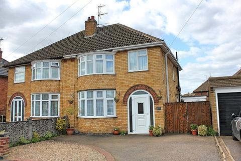 3 bedroom semi-detached house for sale - Carlton Drive, Wigston