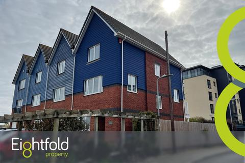 4 bedroom end of terrace house to rent - West Quay, Newhaven