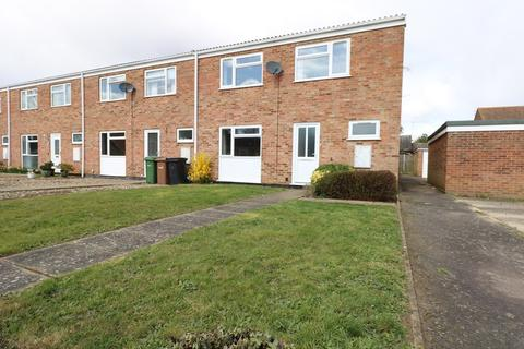 3 bedroom end of terrace house to rent - Thomas Manning Road, Diss