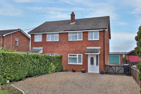 3 bedroom semi-detached house for sale - Rectory Road, Dickleburgh