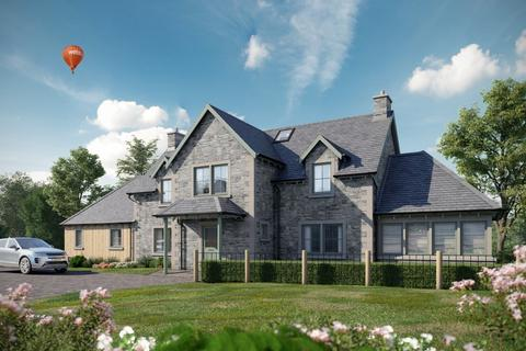 5 bedroom detached house for sale - Plot 7, The Paddocks, Powmill, Dollar