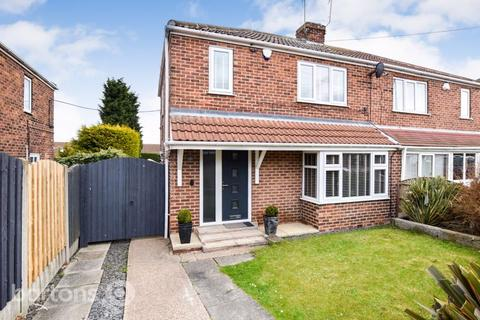 3 bedroom semi-detached house for sale - Cedar Avenue, WICKERSLEY