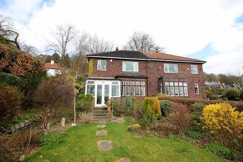 4 bedroom semi-detached house for sale - Brixen, Green Lane, Trimmingham,  Halifax