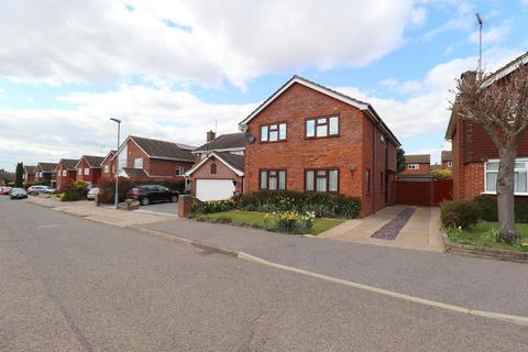 4 bedroom detached house for sale - Old Bedford Road, Luton, Bedfordshire, LU2 7BZ
