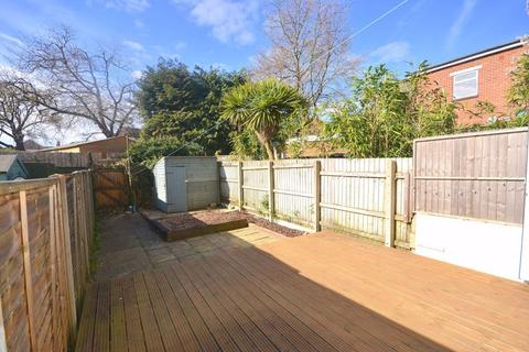 3 bedroom terraced house to rent - Ashley Road, Poole