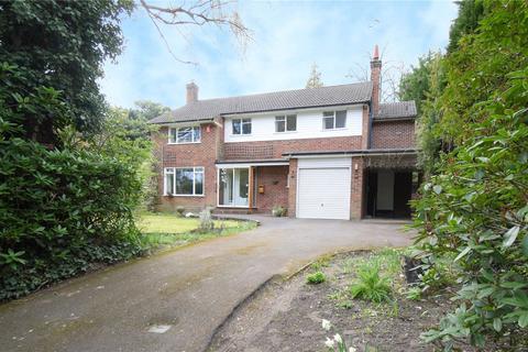 4 bedroom detached house for sale - Castle Road, Camberley, Surrey, GU15