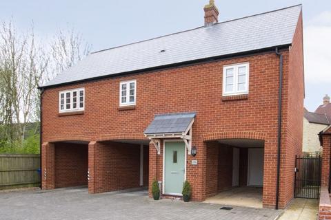 2 bedroom coach house for sale - Poppyfields Way, Brackley