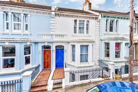 4 bedroom terraced house for sale - Warleigh Road, Brighton, BN1 4NS