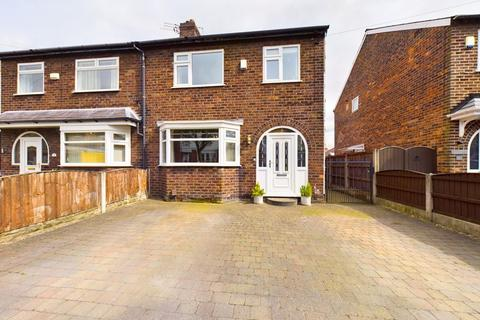 3 bedroom semi-detached house for sale - The Crescent, Flixton, Trafford, M41