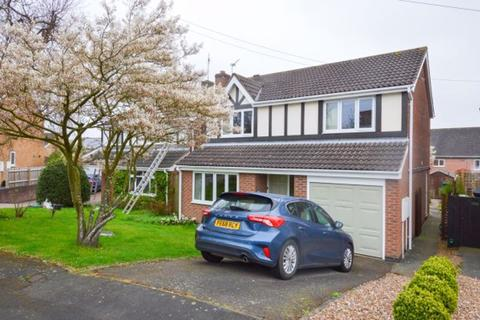 4 bedroom detached house for sale - Honeycomb Close, Narborough