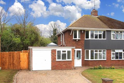 3 bedroom semi-detached house for sale - WOMBOURNE, Bramber Drive