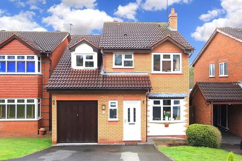 4 bedroom detached house for sale - WOMBOURNE, Bumblehole Meadows