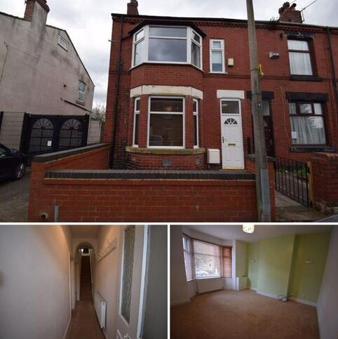 3 bedroom terraced house to rent - Old Wargrave Road, Newton-Le-Willows