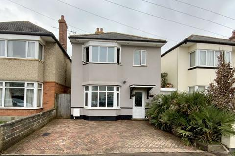 3 bedroom detached house for sale - Burleigh Road, Southbourne, Bournemouth