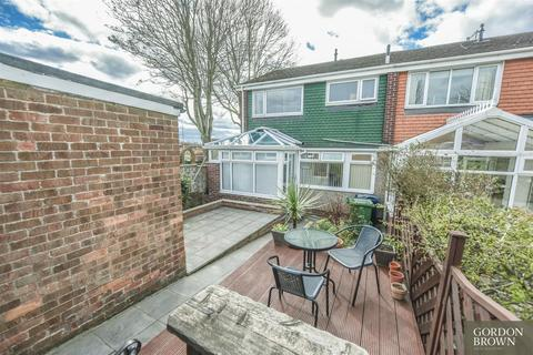 3 bedroom end of terrace house for sale - Rokeby View, Low Fell, Gateshead