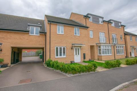 3 bedroom terraced house for sale - Fletcher Way, Gunthorpe, Peterborough, PE4