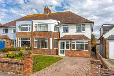 4 bedroom semi-detached house for sale - Rosebery Avenue, Goring-By-Sea, Worthing