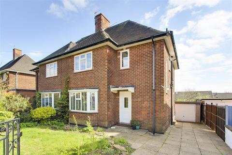 3 bedroom semi-detached house for sale - Glendon Drive, Sherwood, Nottinghamshire, NG5 1FN