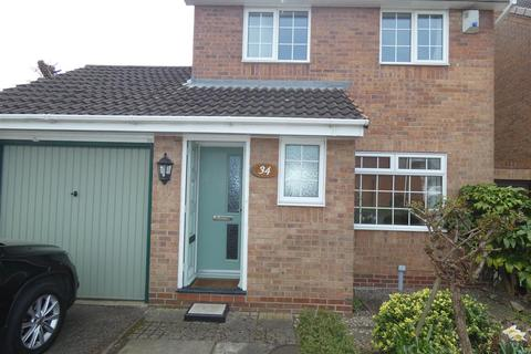 3 bedroom detached house to rent - Lancelot Drive, Stretton, Burton-On-Trent