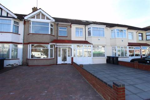 3 bedroom terraced house for sale - Dorchester Avenue, Palmers Green, London