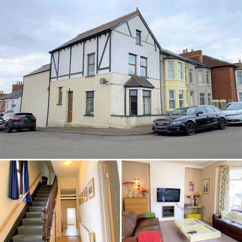 5 bedroom end of terrace house for sale - Rectory Road, Barry