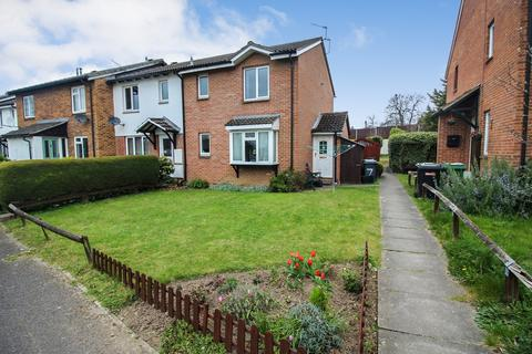 1 bedroom end of terrace house for sale - Caistor Close, Calcot, Reading, RG31