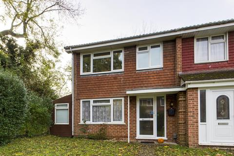 3 bedroom end of terrace house for sale - Elgar Close, Basingstoke