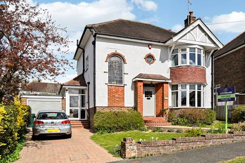 3 bedroom detached house for sale - Withdean Crescent, Brighton, BN1