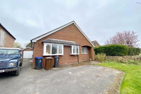 3 bedroom detached bungalow for sale - Uttoxeter Road, Alton, Staffordshire