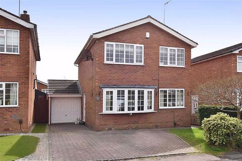 3 bedroom detached house for sale - Bodmin Avenue, Macclesfield