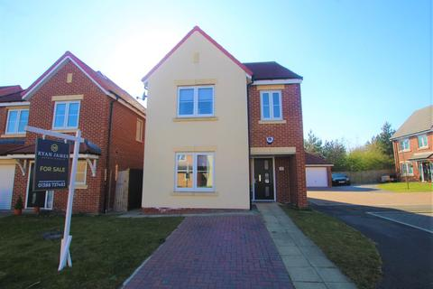 4 bedroom detached house for sale - Rushyford Drive, Chilton, Ferryhill