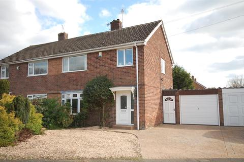 3 bedroom semi-detached house for sale - Prince Edward Crescent, Radcliffe-On-Trent, Nottingham