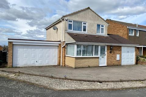 3 bedroom detached house for sale - Fairacre Road, Barwell, Leicester