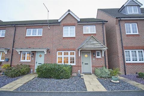 3 bedroom townhouse for sale - Rossendale Road, Earl Shilton