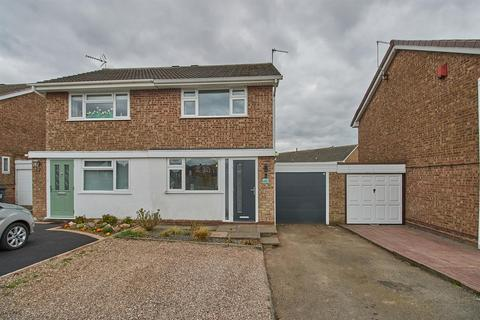 2 bedroom semi-detached house for sale - Stoneygate Drive, Hinckley