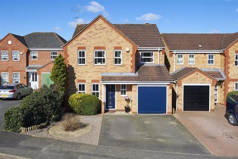 4 bedroom detached house for sale - Ryelands Close, Market Harborough