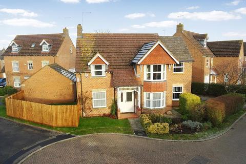 4 bedroom detached house for sale - Bevan Close, Warmington, Peterborough