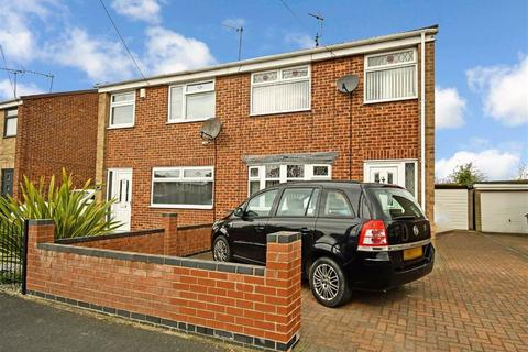 3 bedroom semi-detached house for sale - Lagoon Drive, Sutton-On-Hull Hull, HU7