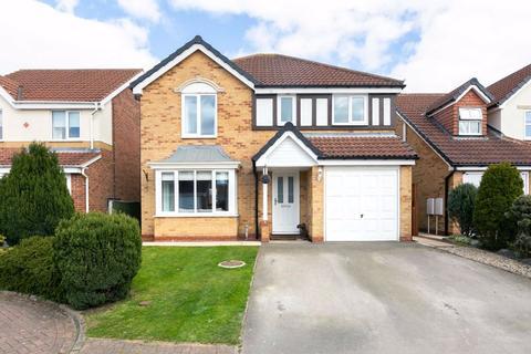 4 bedroom detached house for sale - Dorrington Close, Pocklington