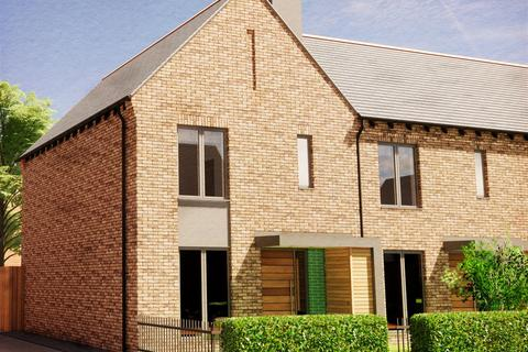 3 bedroom detached house for sale - Lord Hawke Way, Newark