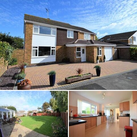 5 bedroom detached house for sale - Purbeck Close, Aylesbury