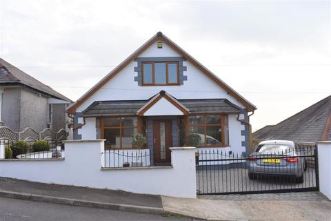 4 bedroom detached house for sale - Lon Draenen, Sketty, Swansea